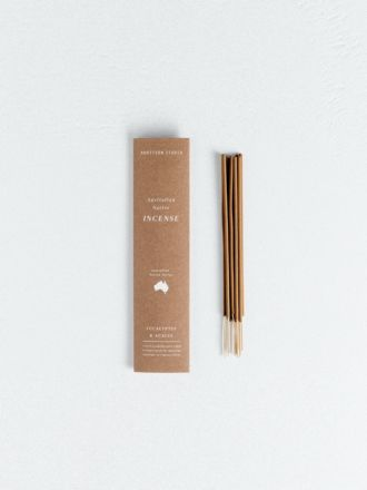 Eucalyptus & Acacia Australian Native Incense Small by Addition Studio