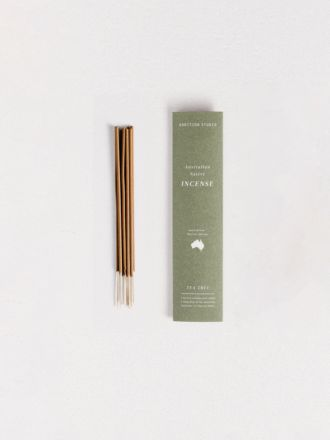 Tea Tree Australian Native Incense Small by Addition Studio