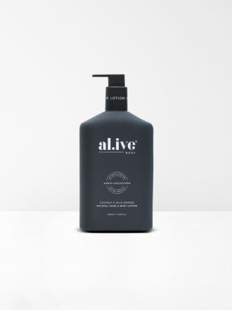 Coconut & Wild Orange Hand & Body Lotion by Al.ive