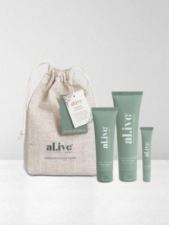 Skin Ritual Gift Set by Al.ive