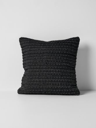 Alpine Cushion - Black