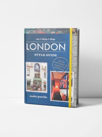 London Style Guide by Saska Graville