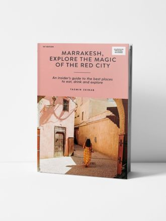 Marrakesh, Explore the Magic of the Red City by Yasmin Zeinab