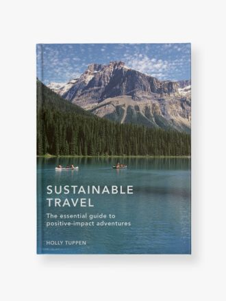 Sustainable Travel by Holly Tuppen