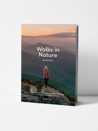 Walks in Nature Australia by Anna Carlile