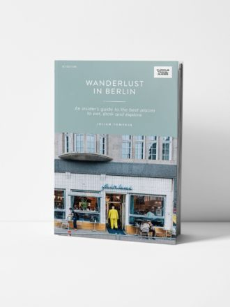 Wanderlust in Berlin by Julian Tompkin