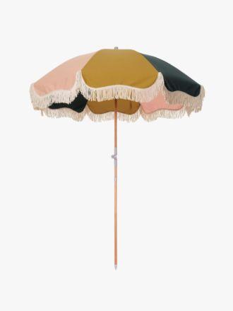 Premium Beach Umbrella by Business & Pleasure - Panel Cinque