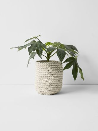 Crochet Basket - Large