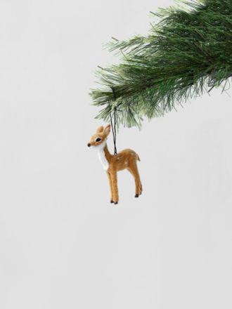 Doe Hanging Decoration - Natural