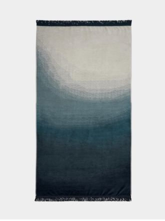 Eclipse Beach Towel - Indigo
