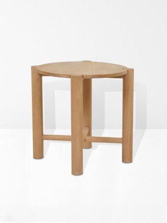 Linea Oslo Side Table - Natural Oak