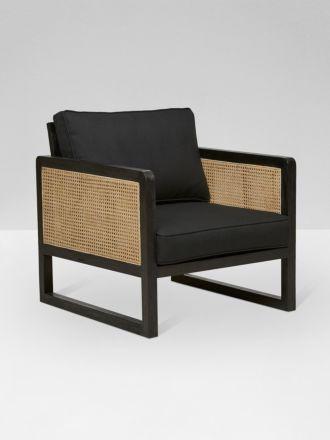 Sonny Occasional Chair in Black
