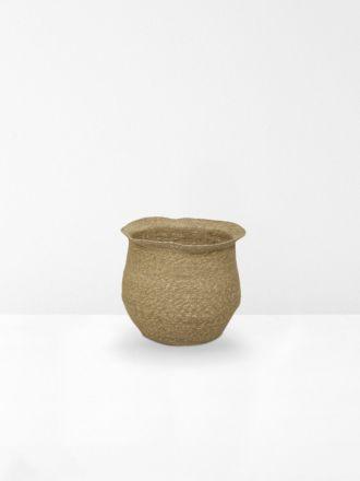 Natural Lark Woven Basket Medium