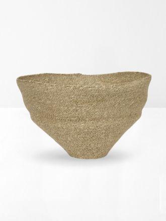 Natural Lark Woven Bowl