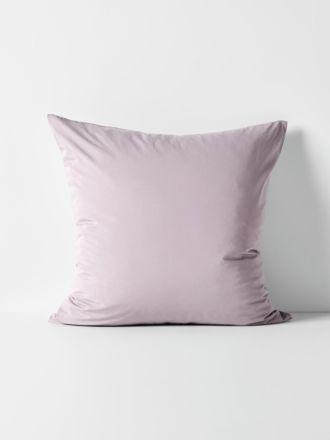 Halo Organic Cotton European Pillowcase - Dusk