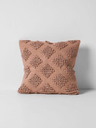 Husk Cushion - Clay