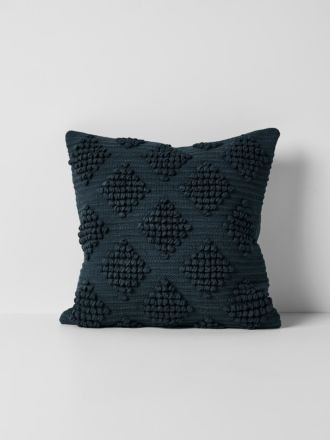 Husk Cushion - Slate