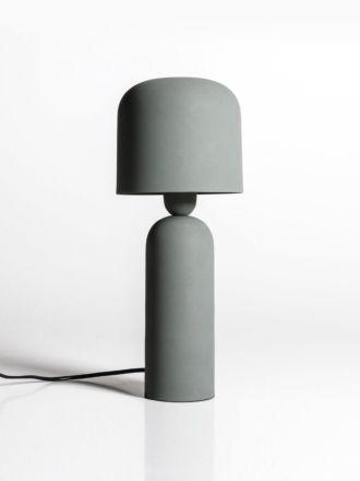 Bolzano Table Lamp by Indigo Love - Lichen Green