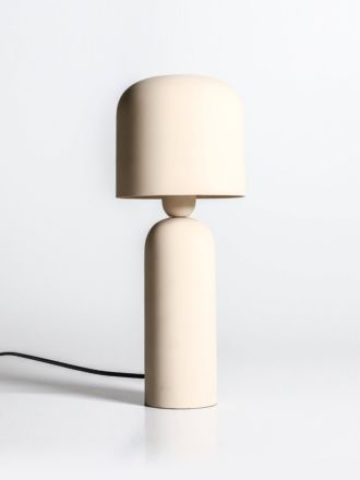 Bolzano Table Lamp by Indigo Love - Nude