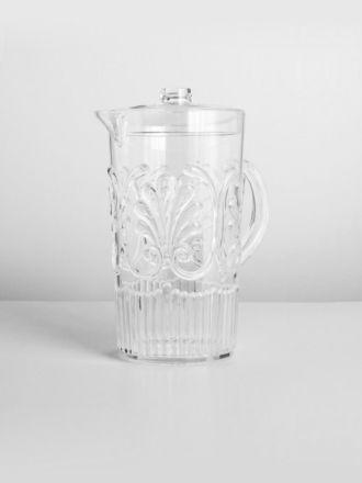 Flemington Acrylic Jug - Clear