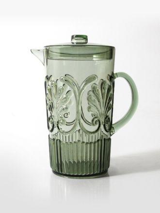 Flemington Acrylic Jug - Green