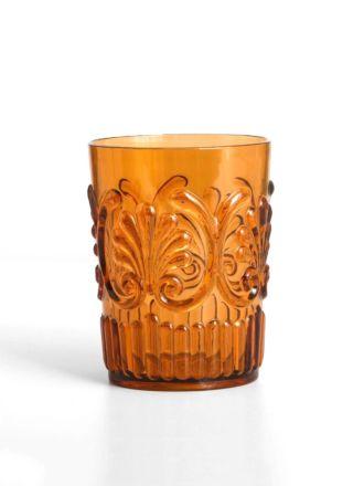 Flemington Acrylic Tumbler - Amber