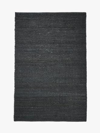 Drift Jute Rug - Anthracite