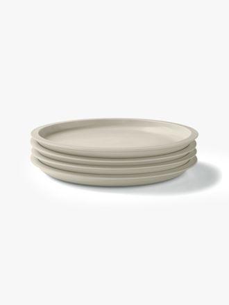 Kali Dinner Plate set of 4 - Natural