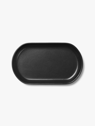 Kali Large Platter - Graphite