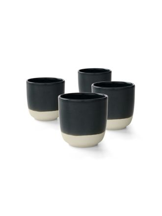 Kali Cup set of 4 - Graphite