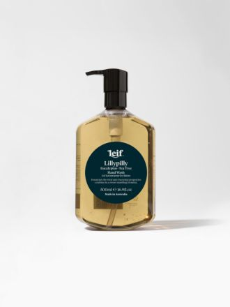 Lillypilly Hand Wash 500ml by Leif