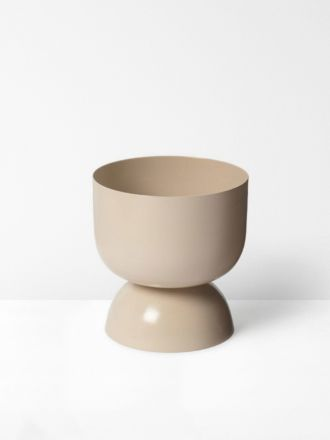 Sand Goblet Planter by Lightly