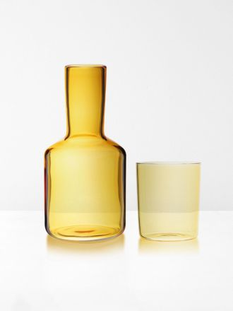 Carafe & Glass by Maison Balzac - Miel