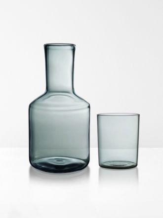 Carafe & Glass by Maison Balzac - Smoke