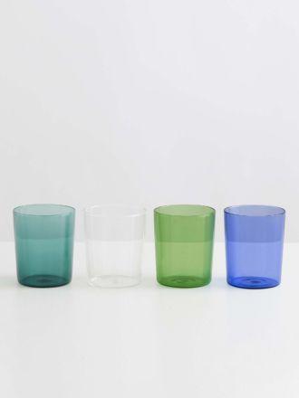 Glasses Set of 4 by Maison Balzac - Azure Set
