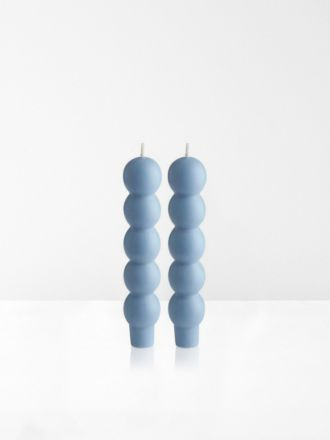 Sky Volute 2Pk Candles by Maison Balzac