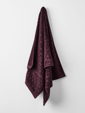 Maya Bath Towel - Fig