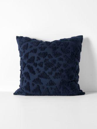 Maya European Pillowcase - Midnight
