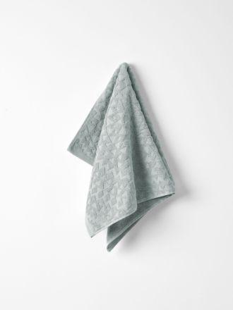 Maya Hand Towel - Limestone