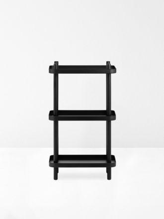 Block Shelf in Black by Normann Copenhagen