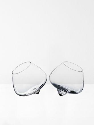Cognac Glass set of 2 by Normann Copenhagen