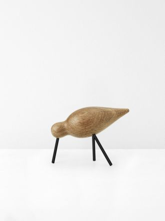 Shorebird Medium in Oak by Normann Copenhagen