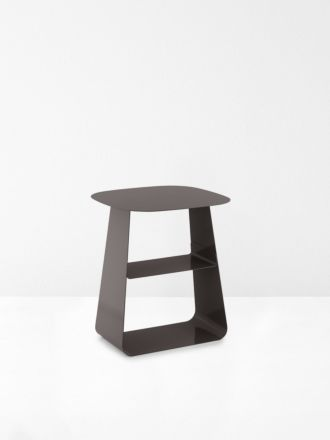 Stay Table Tall in Black Brown by Normann Copenhagen