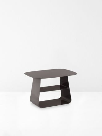 Stay Table in Black Brown by Normann Copenhagen