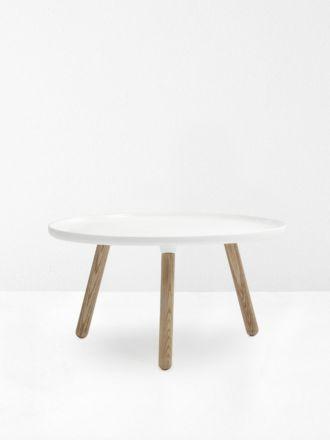 Tablo Table Large in White by Normann Copenhagen