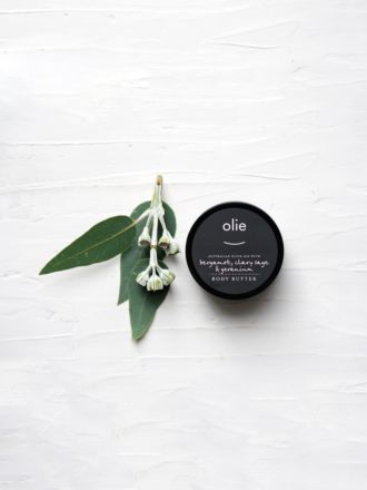 Bergamot, Clary Sage & Geranium Body Butter by Olie