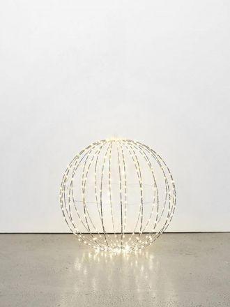 LED Illuminated Sphere - Medium