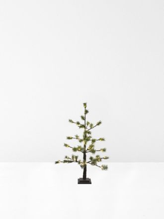 Small Sugar Pine LED Christmas Tree