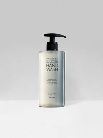 Lemon Myrtle Hand Wash 500ml by Planet Luxe