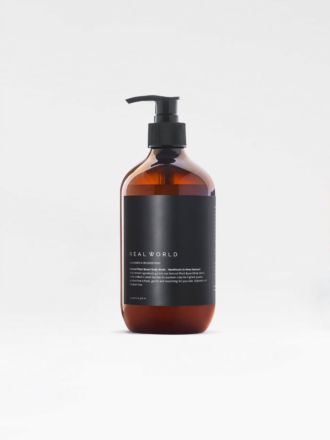 Cucumber & Crushed Mint Body Wash by Real World